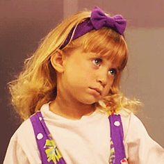 The perfect Michelle Full House Animated GIF for your conversation. Discover and Share the best GIFs on Tenor. Michelle Full House, Full House Funny, Mood Gif, Stephanie Tanner, Images Disney, Mary Kate Ashley, Fuller House, Funny Reaction Pictures, Olsen Twins