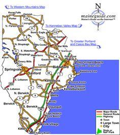 Biddeford Maine To Middletown Rhode Island