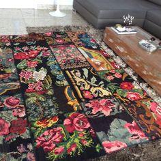 Silkeborg rug from Ikea