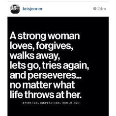 **hate Kris Jenner but LOVE this quote