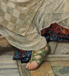 Sir Edward John Poynter (1836-1919) Chloe