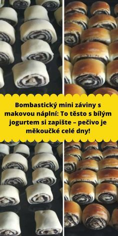 Czech Recipes, Ethnic Recipes, Something Sweet, Sweet Desserts, Amazing Cakes, Food Hacks, Food To Make, Bakery, Food And Drink