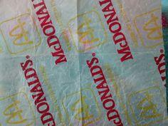Conito de helado mcdonals