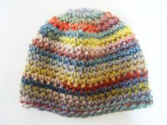 Not sure if there is a pattern, but I love this yarn!  Would go with anything and for a boy or girl!