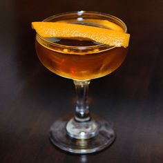 The 5 Brandy Cocktails You Need to Try this Winter: Familiar with the basics? Upgrade to first class with these innovative brandy cocktails like The Flannel and Tender Nob.