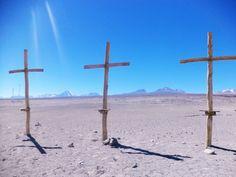 Murió por mi :)  San pedro de Atacama