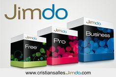 Saiba como criar seu site Jimdo | Blogsite Oficial - CRISTIAN SALLES.