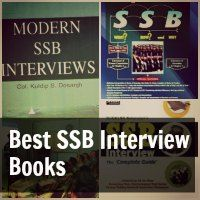 Best SSB Interview Books You Must Read by www.ssbcrack.com