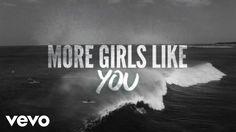 Kip Moore - More Girls Like You (Lyric Video) - YouTube