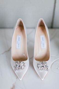 Bride's Shoes: Jimmy Choo - http://www.stylemepretty.com/portfolio/jimmy-choo Photography: Kylee Yee - www.kyleeyee.com   Read More on SMP: http://www.stylemepretty.com/australia-weddings/2016/02/09/elegant-campbell-point-house-melbourne-wedding/