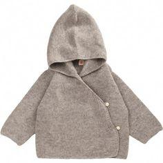 KETIKETA cashmere hooded cholo