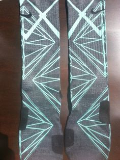 Diamond Supply Co. Dunk Custom Nike Elite Sock