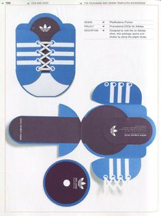 The Packaging and Design Templates Sourcebook. Mies, Switzerland, 2007 -Herriott, Luke.