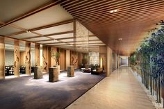 Understatement and elegance are the hallmarks of design at the new Kyoto…