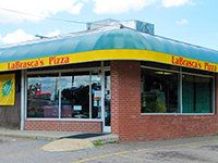 Labrasca's-Best Pizza ever--hands down!