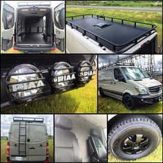 "Welcome ""LowPro"" to the lineup of #handcrafted #MercedesSprinter #vanconversion…"
