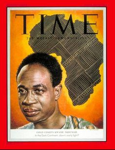 Kwame Nkrumah First President of Ghana
