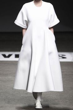 Melitta Baumeister - VFiles FW14 simplicity, minimal, minimalism, fashion, design, garment, clothing