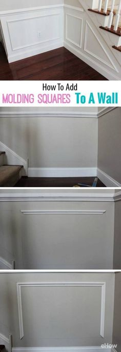 All kinds of other molding/paneling tricks we can call upon if needed
