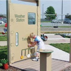 role play weather station - Google Search
