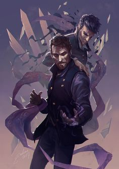 Corvo and the Outsider