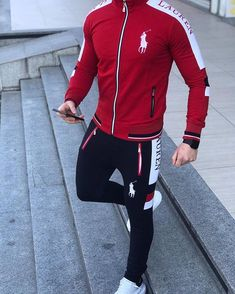 men's sports suits to buy sports tracksuit sports suits sports suits sports suits sports sportswear for men clothes to buy clothes for men all over Russia stylish men and women quality clothing stylis Stylish Men, Stylish Outfits, Stylish Clothes, Designer Tracksuits, Polo Jackets, Evolution Of Fashion, Shirt Print Design, Gym Wear, Mens Clothing Styles