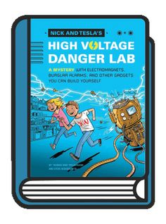 Nick and Tesla series by Bob Pflugefelder ans Steve Hockensmith Best Children Books, Childrens Books, Science Lessons, Science Experiments, Book Series, Book 1, Good Books, My Books, Reluctant Readers