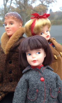 Autumn Half-Term - Sindy, Patch and Paul enjoy a day out. Yvonne Hendrie
