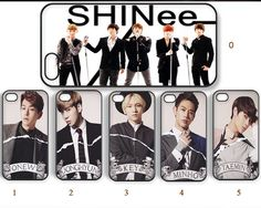 shinee iphone (grup and member)