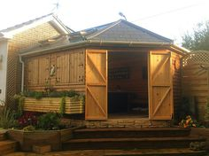 Garden Rooms by Davies Timber Wales Ltd. Cwmbran