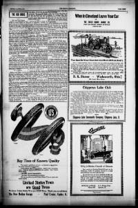 The Medina sentinel. (Medina, Ohio) 1888-1961, June 06, 1919, Page PAGE NINE, Image 9, brought to you by Ohio Historical Society, Columbus, OH, and the National Digital Newspaper Program.