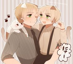 Hetalia - England and Child!England❤