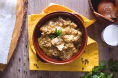 Il baccalà alla vicentina è un secondo piatto di pesce, una ricetta tipica veneta a base di merluzzo, olio d'oliva e latte!