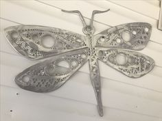 1/8 inch aluminum plate dragonfly