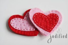 these remind me of these adorable heart shaped handwarmers that my friend made. i want to make the same thing but instead of heart shaped, make them cloud shaped.