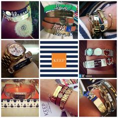 Brought to you by the designers of Stella & Dot, meet Keep Collective. Tell your story! www.keep-collective.com/with/chelseamusic