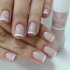 18 - 2019 - 2020 most beautiful nail models - 1 period nail designs. Nail beauty is one of the sine qua non for women. Love Nails, Pink Nails, Pretty Nails, Acrylic Nail Designs, Nail Art Designs, Nails Design, Design Art, French Tip Nails, Classy Nails