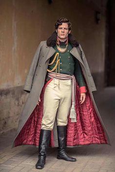 James Norton as Prince Andrei Bolonsky.War and Peace. (please follow minkshmink on pinterest)