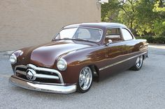 1949 Ford Sedan Street Rod