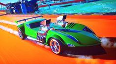 Forza horizon 3 Hot wheels expansion is beautiful and powerful (photo of 4k screenshot)