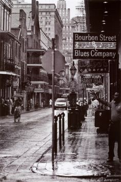 Bourbon Street, New Orleans Posters at AllPosters.com