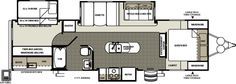 Sandpiper Select Fifth Wheels / Travel Trailers by Forest River RV