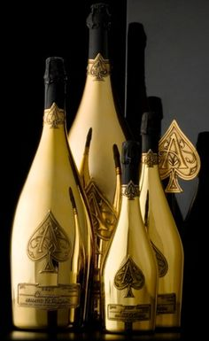 Armand de Brignac Methuselah Ace of Spades Brut Gold Champagne 600cl