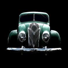 Vintage Classic 1936 Desoto Airflow