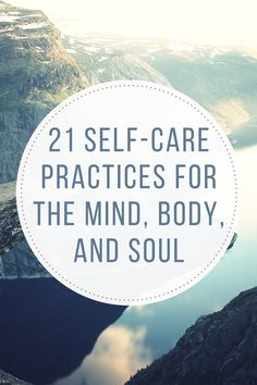 To have a healthy mind, body, and soul, we need to find ways to re-center and re-store. The thing about self-care is that it is a practice we chose to do. It won?t happen if we just sit there and do nothing. We need to make space for it. The result is worth the effort. self care | health | wellness | inspiration | lifestyle | blog