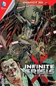 Weird Science: Infinite Crisis: Fight for the Multiverse #6 Revie...