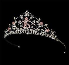 Stunning Rhinestone Sweet Sixteen Tiara Headpiece