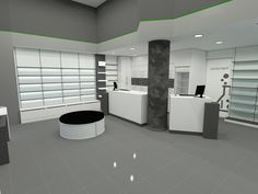 Greece... Pharmacy Design | Retail Design | Store Design | pharmacy Shelving | Pharmacy Furniture | Store Design by FORMApouranis