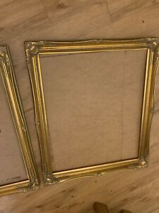VicTorian Vintage Really old picture frame Gilt Gold Size To Fit Picture 51x61cm | eBay Victorian Picture Frames, Victorian Pictures, Old Picture Frames, Antique Pictures, Old Pictures, Mary And Jesus, Photo Memories, Framed Prints, Art Prints