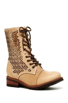 Patron Anna Lace-Up Boot by Patron on @nordstrom_rack